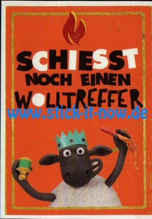 """Aldi Nord - Shaun das Schaf """"Sticker"""" - Nr. 63"""