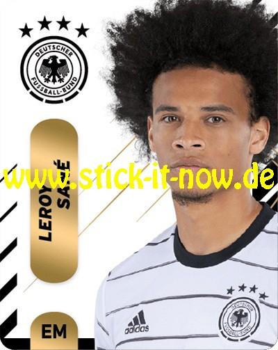 """Ferrero Team Sticker EM 2020 (2021) - """"Portrait"""" Nr. 25"""