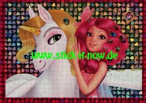 "Mia & Me ""Magisches Stickeralbum"" (2021) - Nr. 1 (Glitzer)"