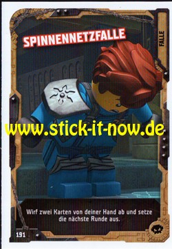 Lego Ninjago Trading Cards - SERIE 5 (2020) - Nr. 191