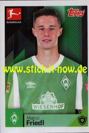 "Topps Fußball Bundesliga 2020/21 ""Sticker"" (2020) - Nr. 92"