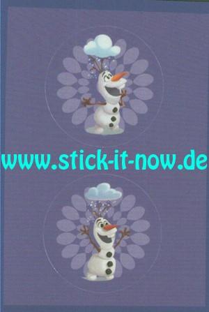 """Die Eiskönigin - """"Mein Stickertagebuch"""" (2018) - Nr. 142"""