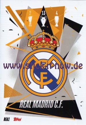 Match Attax Champions League 2020/21 - Nr. REA 1