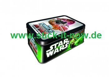 Force Attax - Movie Card Collection - Serie 2 - Star Wars - 1 Tin-Box