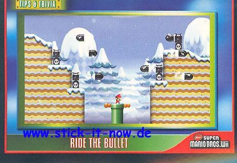 Super Mario Bros.Wii - Sticker - Nr. 165