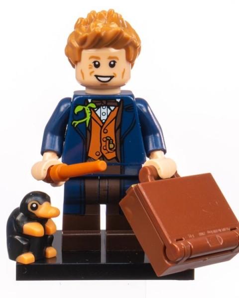 "Lego Minifiguren ""Fantastic Beasts"" (2018) - Newt Scamander - Nr. 17"