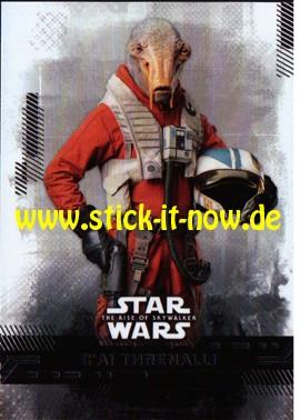 "Star Wars - The Rise of Skywalker ""Teil 2"" (2019) - Nr. 17"