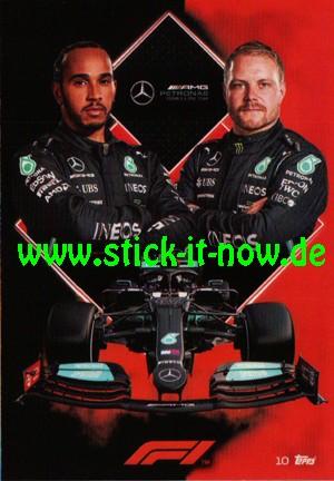 "Turbo Attax ""Formel 1"" (2021) - Nr. 10"