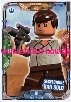 Lego Star Wars Trading Card Collection (2018) - Nr. 11