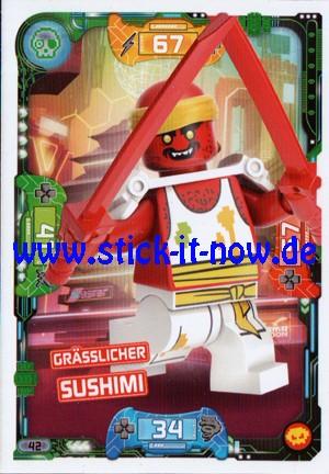 "Lego Ninjago Trading Cards - SERIE 5 ""Next Level"" (2020) - Nr. 42"