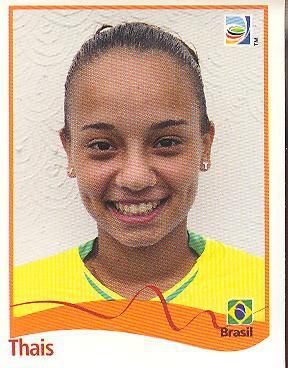 Panini Frauen WM 2011 - Nr. 271
