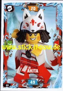 Lego Ninjago Trading Cards - SERIE 5 (2020) - Nr. 60