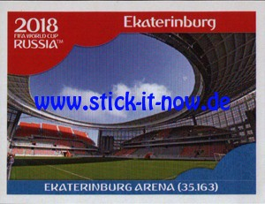 "Panini WM 2018 Russland ""Sticker"" - Nr. 8"