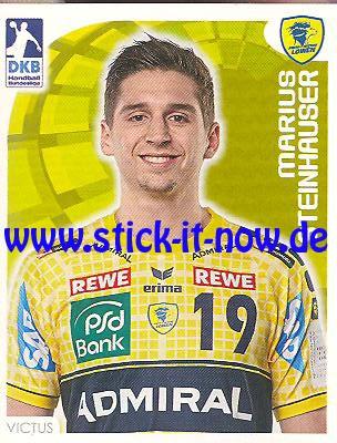 DKB Handball Bundesliga Sticker 16/17 - Nr. 54