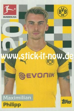 "Topps Fußball Bundesliga 18/19 ""Sticker"" (2019) - Nr. 60"