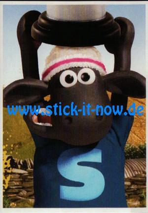 """Aldi Nord - Shaun das Schaf """"Sticker"""" - Nr. 59"""