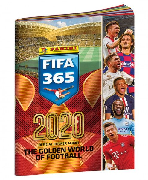 Panini FIFA 365 Sticker (2020) - Stickeralbum