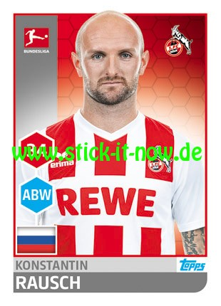 "Topps Fußball Bundesliga 17/18 ""Sticker"" (2018) - Nr. 143"