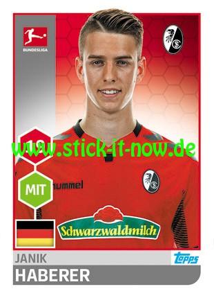 "Topps Fußball Bundesliga 17/18 ""Sticker"" (2018) - Nr. 90"