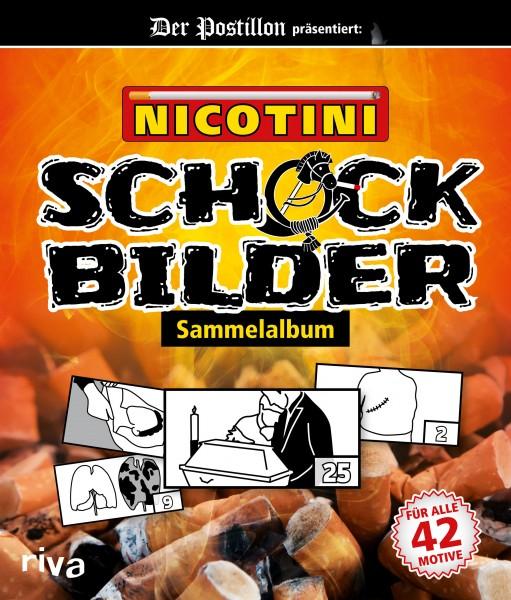 Nicotini - Der Postillon - Schockbilder Sammelalbum - ALBUM