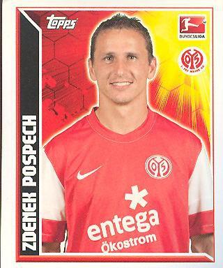 Topps Fußball Bundesliga 11/12 - Sticker - Nr. 260