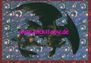 """Dragons 3 """"Die geheime Welt"""" (2019) - Nr. 2 (Glitzer)"""