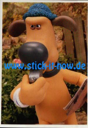 """Aldi Nord - Shaun das Schaf """"Sticker"""" - Nr. 21"""