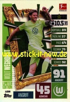 "Topps Match Attax Bundesliga 2020/21 ""Extra"" - Nr. LE 35 (Limitierte Auflage)"
