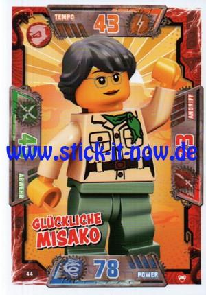 Lego Ninjago Trading Cards - SERIE 2 (2017) - Nr. 44