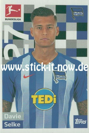 "Topps Fußball Bundesliga 18/19 ""Sticker"" (2019) - Nr. 31"