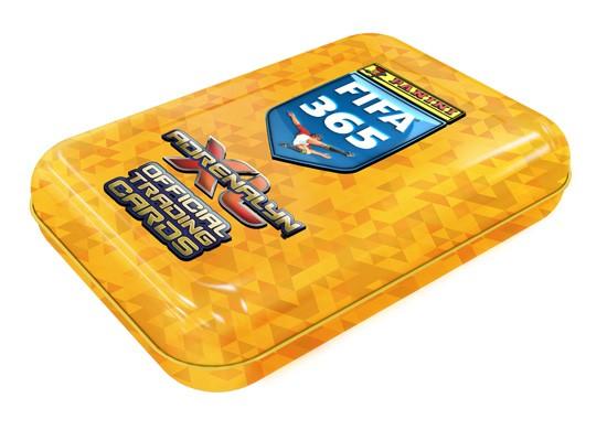 Panini FIFA 365 Adrenalyn XL 2018 - Pocket Tin ( Edin Dzeko / Marcelo )
