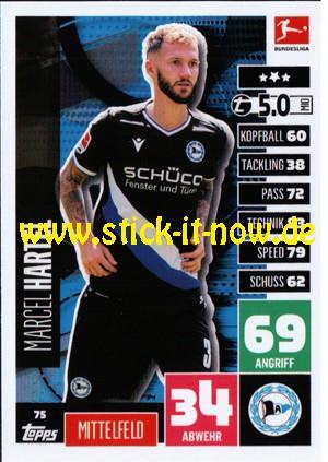 Topps Match Attax Bundesliga 2020/21 - Nr. 75