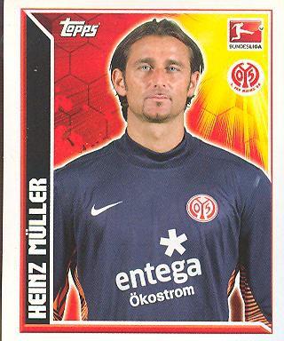Topps Fußball Bundesliga 11/12 - Sticker - Nr. 255