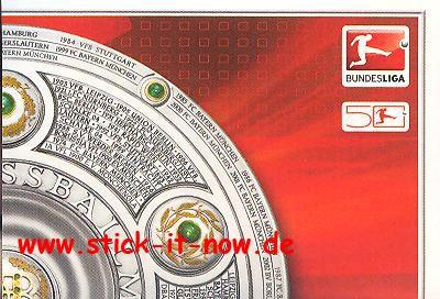 Topps Fußball Bundesliga 13/14 Sticker - Nr. 274