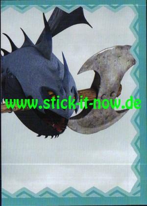 Das Buch der Drachen Dragons Sticker 67 Panini
