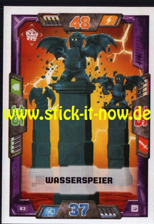 Lego Nexo Knights Trading Cards - Serie 2 (2017) - Nr. 63