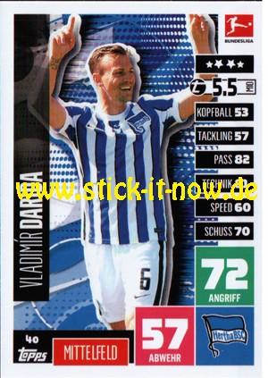 Topps Match Attax Bundesliga 2020/21 - Nr. 40