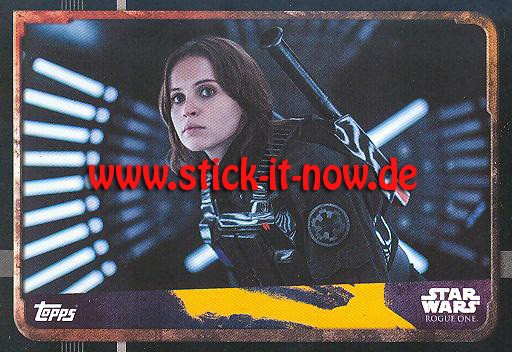 Star Wars - Rogue one - Trading Cards - Nr. 148