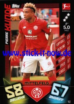 "Topps Match Attax Bundesliga 2019/20 ""Action"" - Nr. 452"