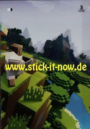 Minecraft Trading Cards (2021) - Nr. 3 (FOIL Card)