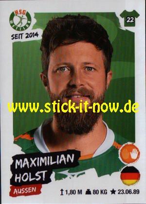 """LIQUI MOLY Handball Bundesliga """"Sticker"""" 20/21 - Nr. 150"""
