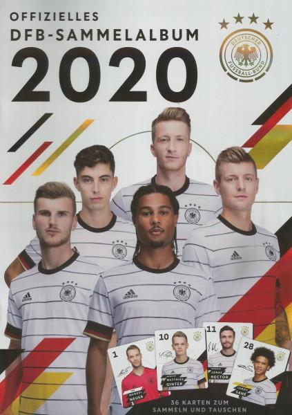 Rewe DFB Sammelkarten EM 2020 - Sammelalbum