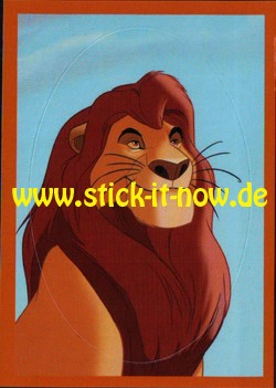 Panini Disney Karte 40 König der Löwen 2019