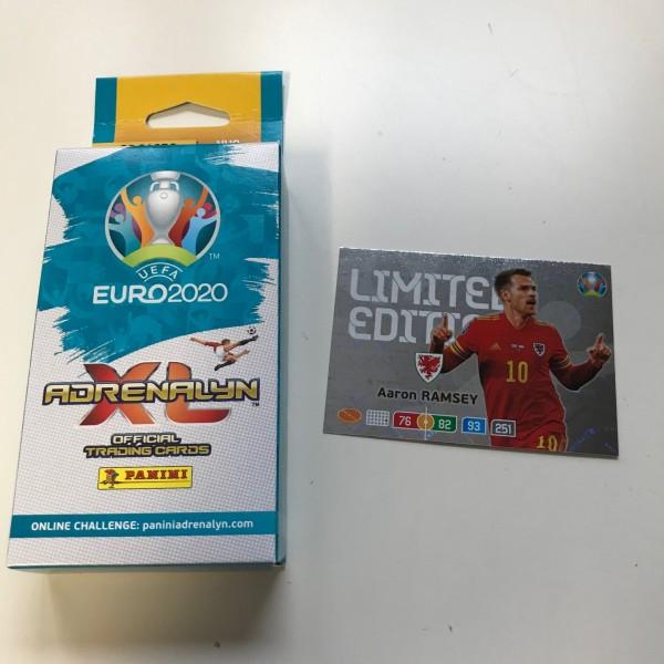 UEFA EURO 2020 Adrenalyn XL - Blister ( Ramsey )
