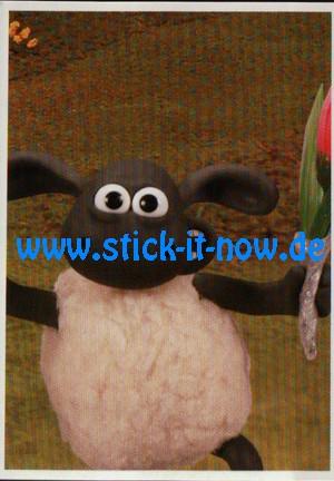 """Aldi Nord - Shaun das Schaf """"Sticker"""" - Nr. 117"""