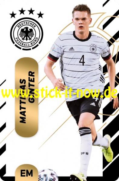 """Ferrero Team Sticker EM 2020 (2021) - """"Action"""" Nr. 3 ( Ginter )"""