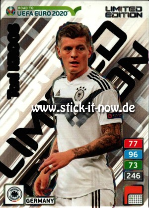 "Adrenalyn XL ""Road to UEFA EURO 2020"" - Kroos (Limited)"