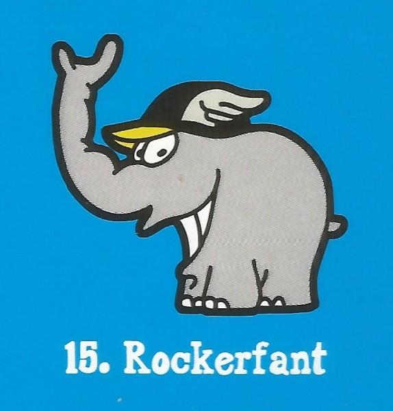 Edeka Ottifanten (2020) - Nr. 15 Rockerfant