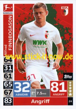 Topps Match Attax Bundesliga 18/19 - Nr. 24