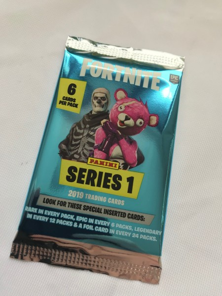 """Fortnite Trading Cards """"Serie 1"""" (2019) - Booster"""